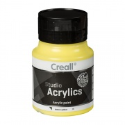 CREALL STUDIO ACRYLICS 500 ml lemon yellow 05