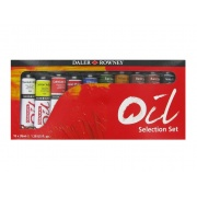 DALER ROWNEY GRADUATE OIL SET 10X38ML