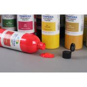 Farba plakatowa Tempera 500ml - 301 ORANGE YELLOW