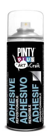 PINTYPLUS ART 400ml Repositionable Adhesive