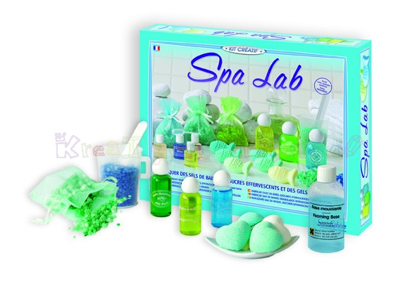 Spa Lab - LABORATORIUM SPA- SentoSphere